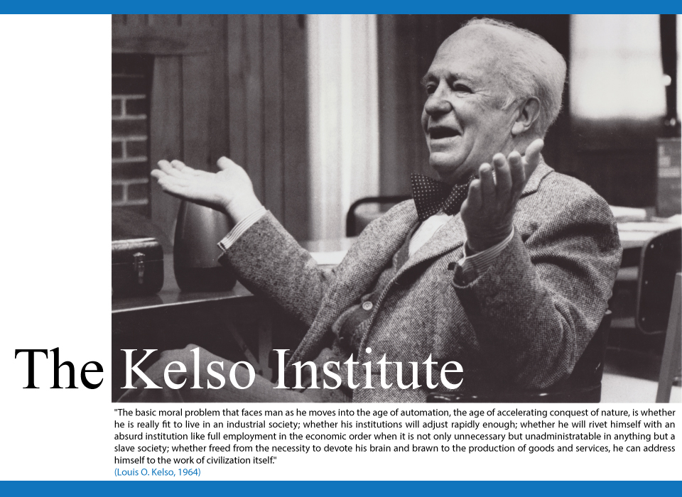 The Kelso Institute